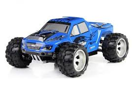 wltoys vortex a979 1 18 rc monster truck 4wd rc car blue lazada