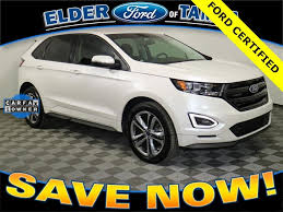 used 2015 ford edge for sale ta fl