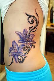 small lily flower tattoos cute small pretty cute tattoos clown design idea for men and women