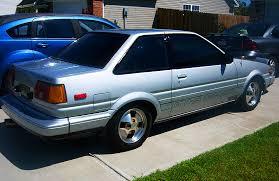 toyota corolla 1985 1985 toyota corolla sport gt s cars today