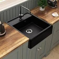 evier de cuisine noir un évier à poser d un noir profond qui rencontre un franc succès