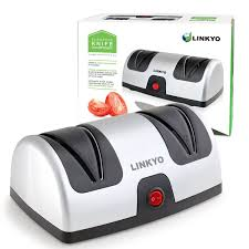Kitchen Knives That Never Need Sharpening by Linkyo Electric Knife Sharpener Review