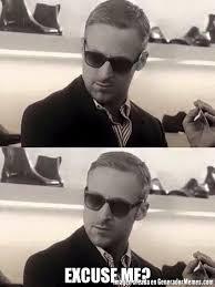Excuse Me Meme - excuse me meme de ryan gosling imagenes memes generadormemes