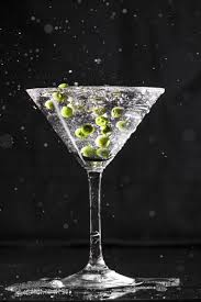 martini white free images water black and white plant glass food green