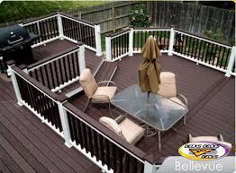 102 best decks images on pinterest backyard decks composite