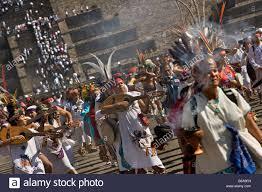 mexico teotihuacan indian ruins vernal equinox beginning of
