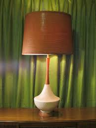 Mid Century Table Lamps 32 Best Lampshades Images On Pinterest Lampshades Mid Century