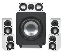 home theater equipment rbh sound cinema 5 compact home theater system