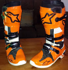 dirtbike boots best way to paint tech 7s moto related motocross forums