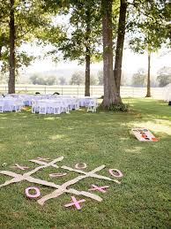 15 backyard barbecue ideas for a fun wedding reception