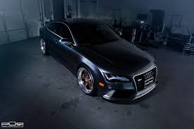 audi modified here u0027s a cool looking audi rs7 from sr auto
