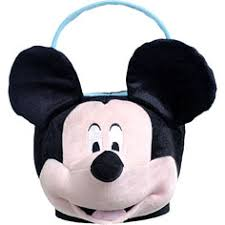 mickey mouse easter baskets orso easter egg hunt time