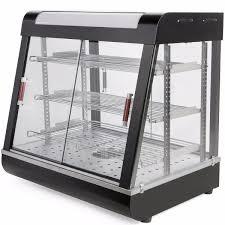 Corner Glass Display Cabinet Ebay Pizza Warmer Ebay