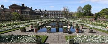 princess diana memorial garden opens at kensington palace