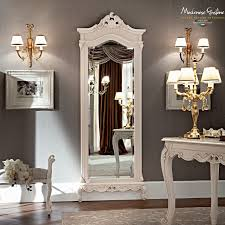 stand alone mirror with lights bedroom long length mirrors for walls bedroom standing in