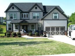 image of exterior house paint color schemesranch style colors
