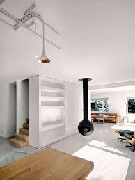 minimalist fireplace living room simple rectangle modern minimalist fireplace
