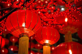 lantern new year 5 000 lanterns to enliven s new year celebration