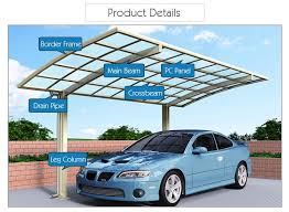 Metal Awnings For Sale Metal Carport Canopy Outdoor Curved Carports Sunshield Car Shade