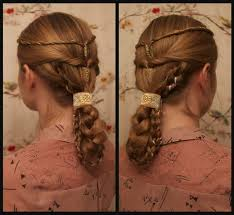 Frisuren Renaissance Anleitung by 87 Besten Hair Bilder Auf Haarknoten Schminke Und