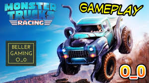 monster truck video game monster truck racing beller gameplay new game indonesia