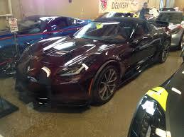 rose gold corvette 2017 grand sport new colors u0026 more