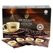 kopi pak belalang premium 20 sachets
