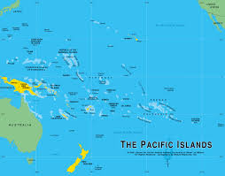 Map Of Pacific Ocean Maps Curve Of The Hook