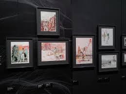 la chambre d hugo lyon immersion dans l œuvre d hugo pratt au musée des confluences de