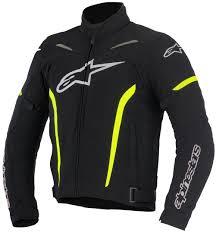 yellow motorcycle jacket alpinestars motorcycle textile clothing jackets london online