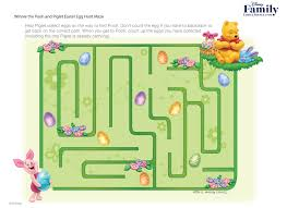 winnie the pooh easter eggs winnie the pooh and piglet easter egg hunt maze disney family