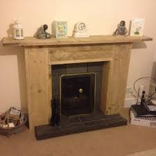 our other fireplace also made from scaffolding boards home