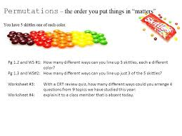 permutations and combinations ppt download