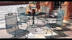 cheap wrought iron patio furniture find wrought iron patio
