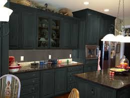 black distressed painted kitchen cabinets design ideas zonaj co
