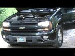 2003 chevy trailblazer fan clutch problem airconditioning problem 2004 trailblazer youtube