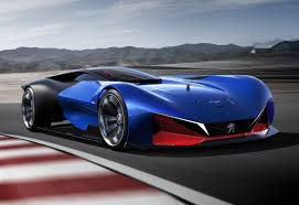 peugeot concept cars peugeot indy 500 race car concept is a futuristic thriller maxim