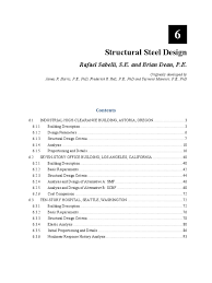 structural steel design framing construction beam structure