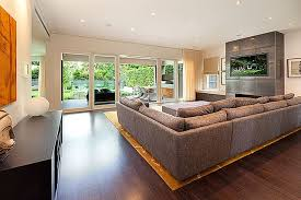 sydney builders chateau hunters hill house open plan living room