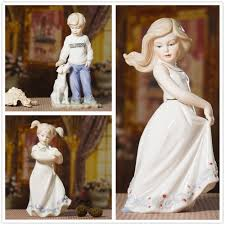 Home Interior Figurines by Compare Prices On Porcelain Angel Figurines Online Shopping Buy