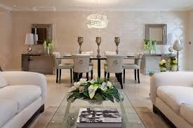 Black And Cream Dining Room - living room mirror decorating ideas living room contemporary with