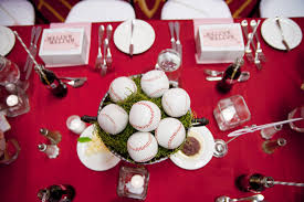baseball wedding table decorations baseball centerpieces baseball centerpiece centerpieces and wedding