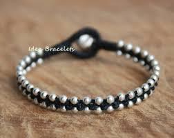 simple beads bracelet images Simple bead bracelet etsy jpg
