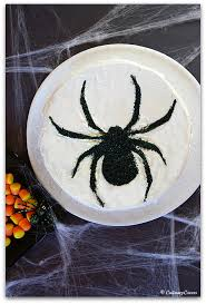 spider cake culinary covers