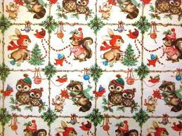 vintage wrapping paper 113 best christmas vintage wrapping paper images on