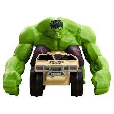 xpv marvel avengers rc hulk smash target
