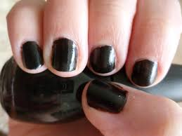 review sinful colors nail polish in black on black u2013 chyaz