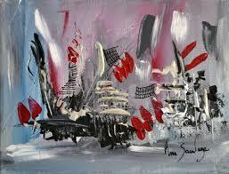 Peinture Noir Et Blanc by Peinture Gris Rouge U2013 Chaios Com