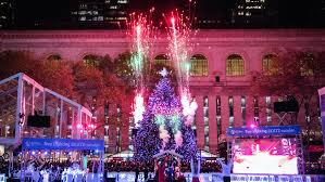 new york christmas tree lighting 2018 can you see yourself in new york next christmas