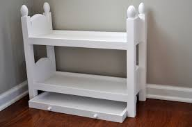 Woodworking Plans Doll Bunk Beds by Diy Baby Doll Bunk Beds U2014 Buylivebetter King Bed Cute Decorating